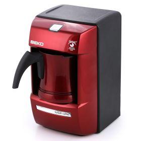 BEKO Turkish Coffee Maker - Red