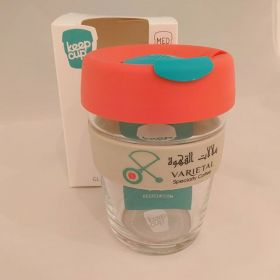 VarietalCafe Branded KeepCup Medium Brew