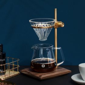 قاعدة حامل عين تايمور لتحضير القهوة