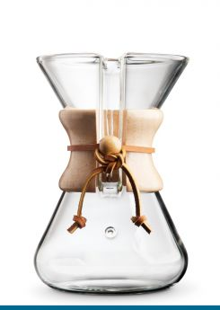 Five Cup Handblown Chemex