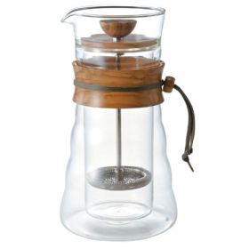 Double Glass French Press
