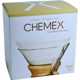Chemex Bonded White Circular Coffee Filters