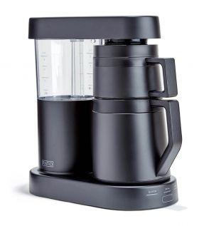 ريشيو 6 صانعة القهوة اسود