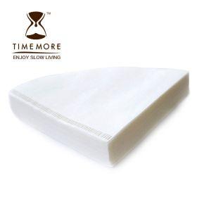 Timemore Filiter Paper (v60) White 2-4 cups