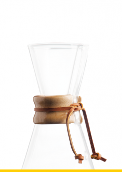 Chemex Wood Collar and Tie 2